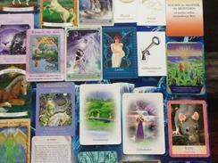 Die zauberhafte Welt der Karten - Lenormand, Tarot, Orakel
