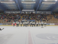 Eishockeyspiel des TSV Farchant