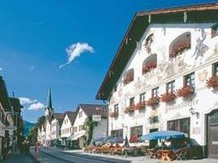 Ortsführung Partenkirchen