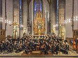 Gottesdienst mit dem Münsterchor St. Johannes