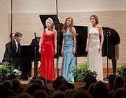 Internationale Meistersinger Akademie IMA 2018: Sommerserenade  - Liederabend