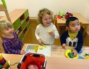 Interkulturelles Eltern-Kind-Café