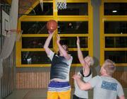 Mitternachtsbasketball für Jugendliche