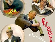 Fiasco classico – Vier Saxophone tanzen aus der Reihe (Mitmachkonzert)