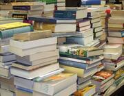 Frühjahrs-Bücherflohmarkt