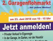 2. Garagenflohmarkt in Pölling und Rittershof