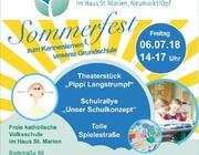 Sommerfest der Freien Katholischen Volksschule