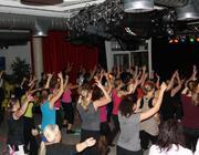 Fitness-Party mit Ana Garcia