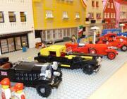 Die Großen auf der Marktstraße – die Kleinen im Bürgerhaus