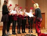 Weihnachtliches Singen und Musizieren