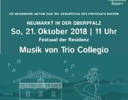 Kulturerbe Bayern - Auftaktveranstaltung in Neumarkt in der Oberpfalz