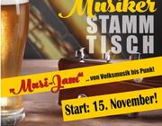"""Musi-Jam"" - K3 Musiker-Stammtisch"