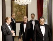 """Peter Wittmann und die wunderbaren Ballhaus Boys: """"Die Männer sind schon die Liebe wert"""" – Chansons"""
