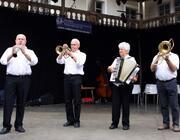 Oberpfälzer Volksmusikfreunde e.V. – Volksmusik vom Feinsten