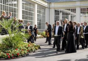 Sinfoniekonzert 11 - Bühne frei für junge Künstler