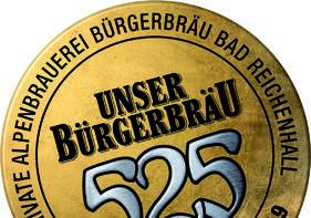Jubiläums-Donisl 525 Jahre BÜRGERBRÄU