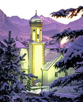 Hl. Engelamt in der Pfarrkirche St. Jakob