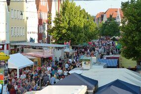 Neumarkter Altstadtfest mit Mittelaltermarkt