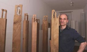 Ausstellungsreihe: Neumarkter Kulturpreisträger – Franz Weidinger, Bildhauer