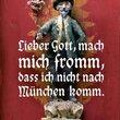 Neubayern- Musikalische Lesung in der Metzgerei
