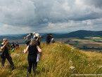 Mit der Fotokamera ein Stück Natur vom Dörnberg nach Hause tragen