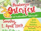 HOMBERG blüht auf - Homberger Osterfest