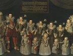 Dynastie im Bild. Moritz von Hessen und Juliane von Nassau-Dillenburg mit ihren 14 Kindern