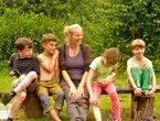 Kinder-Wildnis-Wochenende
