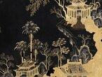 Exotisches für Wilhelmsthal? Die Restaurierung des chinesischen Lackparavents