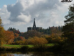 Der Wald als Quelle für die barocken Wasserspiele