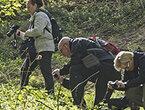 Mit der Fotokamera ein Stück Natur von der Schauenburg nach Hause tragen