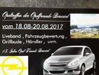 Opeltreffen der Opelfreunde Bernried