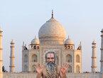 Auf dem Landweg nach INDIEN: 8 Monate / 50.000 km