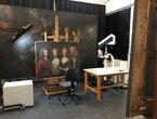 Gemälderestaurierung: Ein Blick hinter die Kulissen