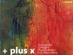 Ausstellung + plus x