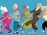 Tanznachmittag für Senioren= 60+