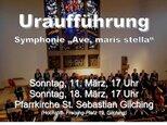 """Kirchenkonzert mit Uraufführung """"Ave, maris stella"""""""