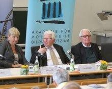 """Politdiskussion """"Mythos Bayern im Europa der Regionen"""""""