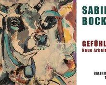 SABINA BOCKEMÜHL: Gefühlt Heimat – Neue Arbeiten