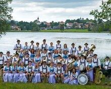 Gemeinsames Konzert der Blaskapellen aus dem Ammertal