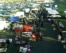Flohmarkt Hamm an den Zentralhallen