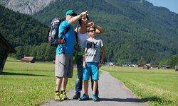 Wanderung zur Esterbergalm