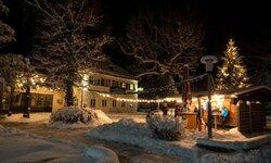 Glühweinstand zur Advents- und Weihnachtszeit