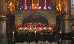 Taizé-Gebet am Heiligen Grab