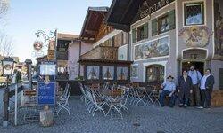 Biergartenkonzert der Musikkapelle Farchant