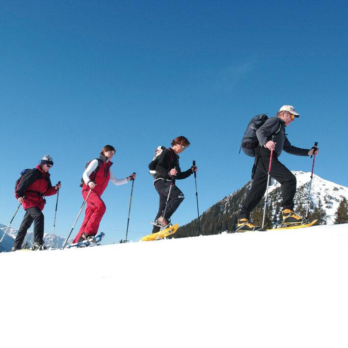 Schneeschuhwandern - Ramsau