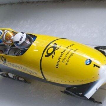 Rennbob-Taxi - Die Formel eins des Wintersports
