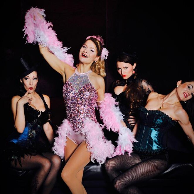 Moulin Rouge - Abendrot Show - Variete´