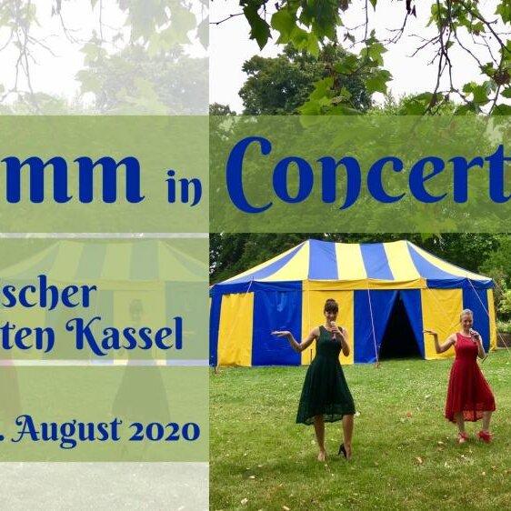 Grimm in Concert - Botanischer Garten Kassel