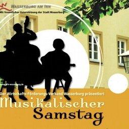 Musikalischer Samstag - Live-Musikreihe in den Gassen der Altstadt